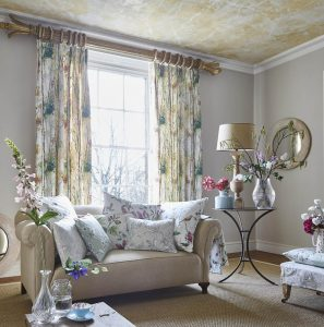 bold, colourful designs inspiration for curtains