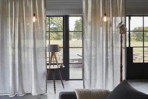 breezy curtains designs