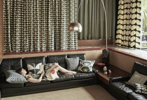 bold curtain designs