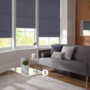 roller blinds for living room