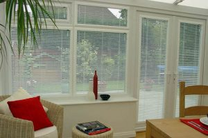 venetian blinds for conservatory