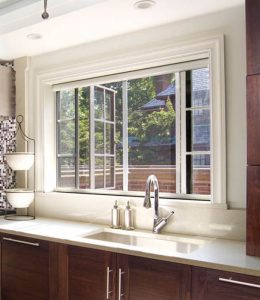 fly screens for kitchen windows