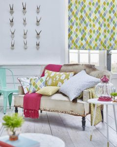 quirky roller blinds